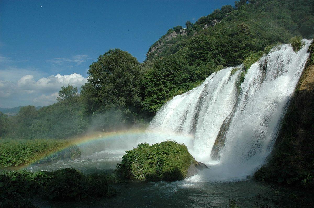 Wasserfall von Marmore